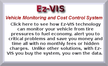 EZ-VIS Vehicle Instrumentation System